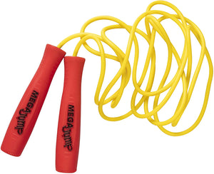 Wicked Unisex-Youth Mega Jump Double Children's Skipping Rope, Red or Blue, 4.3 metres (3 to adult)