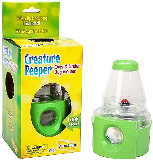 Insect Lore Creature Peeper Bug Viewer
