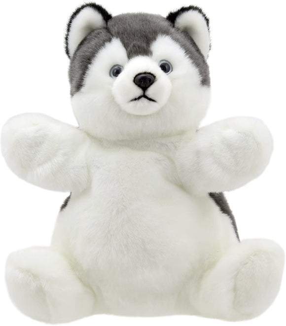The Puppet Company -Cuddly Tumms - Husky Hand Puppet