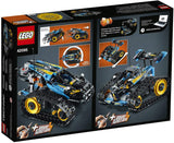 LEGO 42095 Technic Remote-Controlled Stunt Racer Toy, 2 in 1 Race Car Model with Power Functions Motor Building Set, Racing Vehicles Collection
