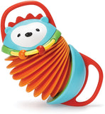 Skip Hop Explore and More Accordion Toy, Hedgehog