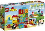 LEGO 10847 DUPLO My First Number Train Toy, Award-Winning Building Set
