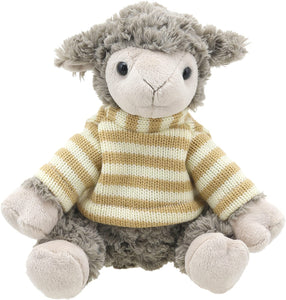 Wilberry - Classics - Lamb in Jumper Soft Toy
