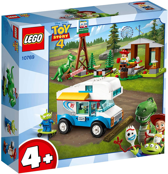 LEGO 10769 4+ Toy Story 4 RV Vacation Truck