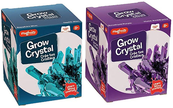 Magnoidz Crystal Growing Kit