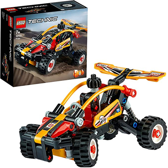 LEGO 42101 Technic Buggy to Racing Car 2in1 Building Set Age 7+