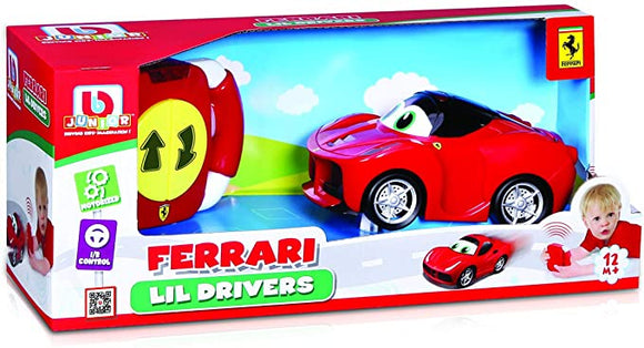 BB Junior LaFerrari Lil Drivers remote control car Age from 12 Months onwards