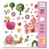 Princess Marguerite Stickers by Djeco -DJ08830
