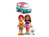 Lego Friends 41443 Olivia's Electric Car