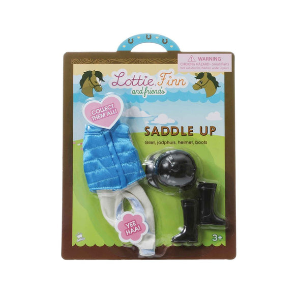 Lottie Doll Saddle Up Outfit
