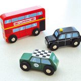 British Classics Wooden Cars