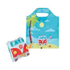 VW Foldable Beach Shopper Bag  Licenced By Volkswagen