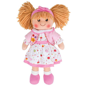 Kelly Rag Doll Age from Birth (34cm)