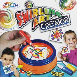 Swirling Art Creator