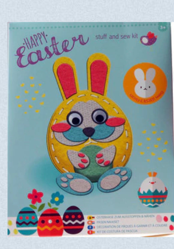 Happy Easter Stuff and Sew Easter Bunny kit 🐣🐥