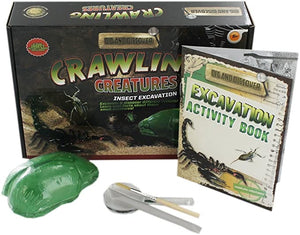Dig & Discover Crawling Creatures Insect Excavation 5+