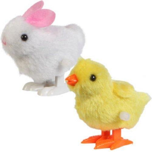 Wind up Easter Bunnies and Chicks 🐣🐥