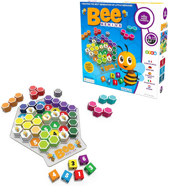 Bee Genius Game