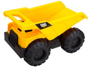 Plastic Digger or Loader
