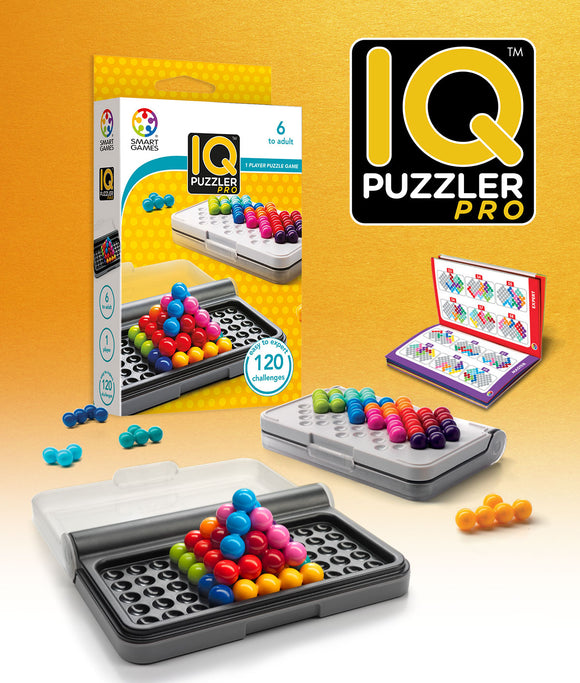 Smart Games IQ PUZZLER PRO Age 6 To Adult