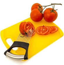 Load image into Gallery viewer, Slicer Stainless Steel Cut Guider
