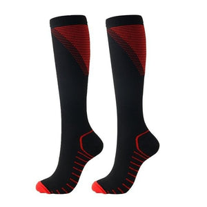 Men Women Knee High/Long Compression Socks