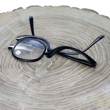 Load image into Gallery viewer, Magnifying Rotating Makeup Reading Glasses From +1.0 to +4.0