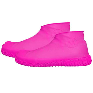 Waterproof Rain Unisex Shoe Cover Silicone