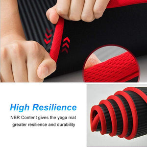 Non-slippery High Quality Fitness Mat
