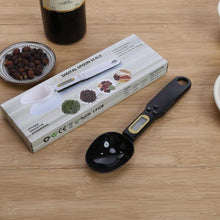 Load image into Gallery viewer, LCD Kitchen Spoon Scale