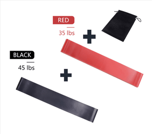 Resistance Rubber Bands Set For Fitness