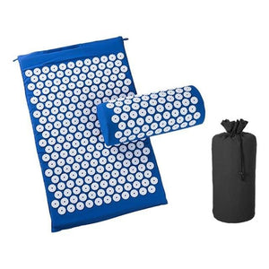 Acupressure Mat & Pillow Massage Set