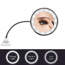 Load image into Gallery viewer, LED Flexible Makeup Mirror