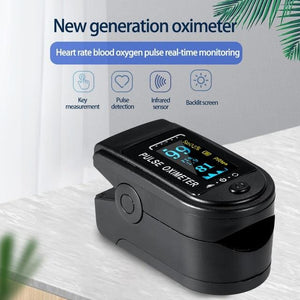 Blood Oxygen Finger Pulse Digital Meter