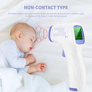 Non-Contact Infrared Thermometer High Precision