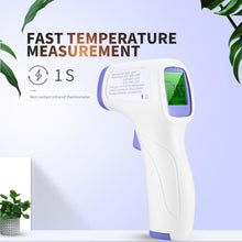 Load image into Gallery viewer, Non-Contact Infrared Thermometer High Precision