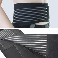Load image into Gallery viewer, Adjustable Lower Pain Relief Magnetic Waist Support
