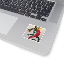 Load image into Gallery viewer, Furry Fox Collection: Dragon Stickers