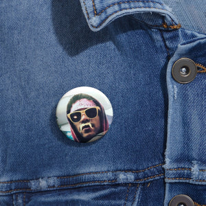 Da Sauce Collection: Pin Buttons
