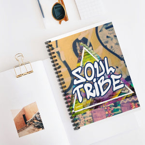 Soul Tribe Spiral Notebook