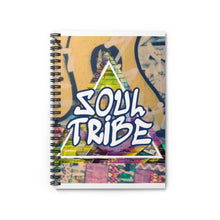 Load image into Gallery viewer, Soul Tribe Spiral Notebook
