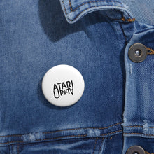 Load image into Gallery viewer, Atari Umma Collection: Custom Pin Buttons