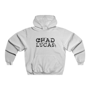 Chad Lucas Collection: Hoodie (White Letters)