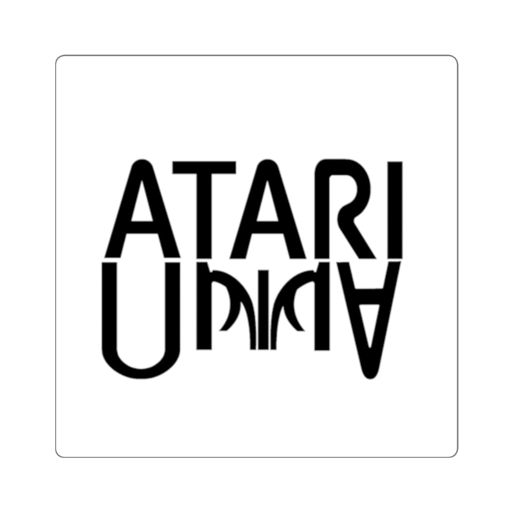 Atari Umma Collection: Custom Stickers