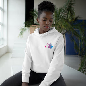 Proper Vibe Collection: VIP Hoodie (front & back logo)