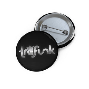 Tre Funk Collection: Custom Pin Buttons