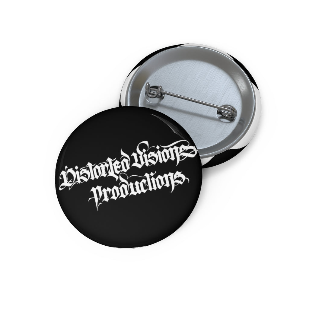 Distorted Visions Collection: Custom Pin Buttons