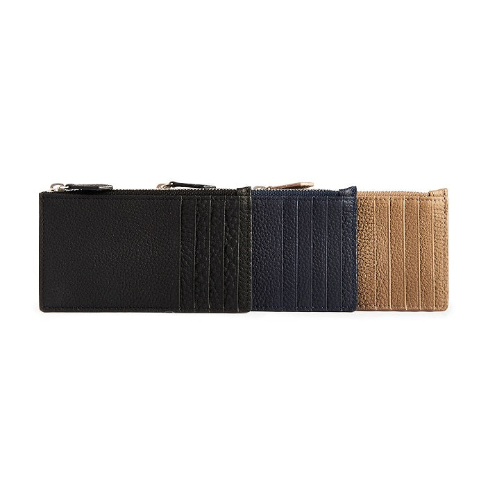 Premium Card Holder With Zipper