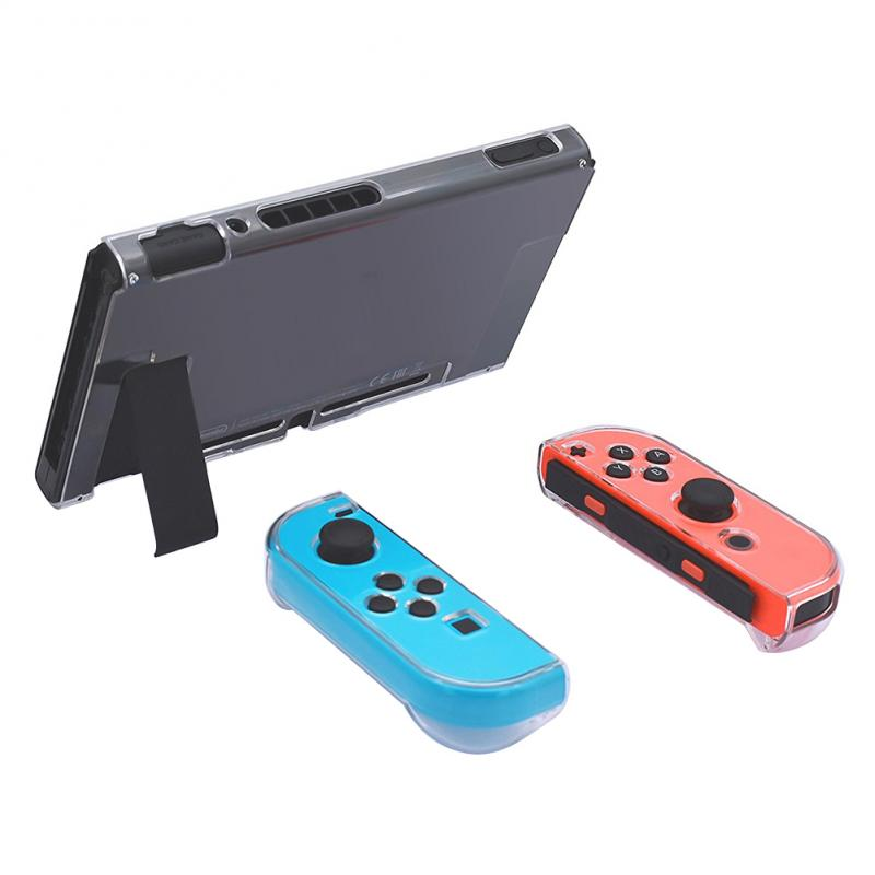 Étui de protection transparent pour Nintendo Switch