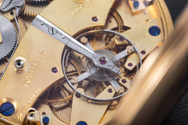 Origins of Artisanal Watchmaking Part I: The English Have Landed